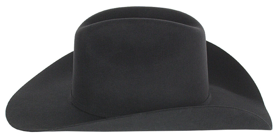 Cody James Men's 5X Colt Felt Hat, Black, hi-res