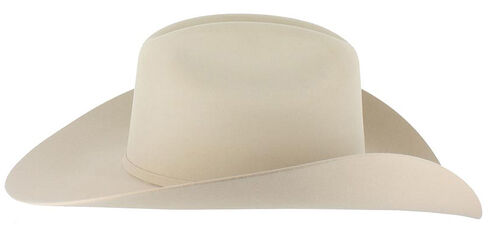 Cody James Men's 5X Silver Belly Felt Hat, Silverbelly, hi-res