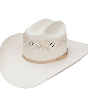 Resistol Men's Martel Cowboy Hat, Natural, hi-res