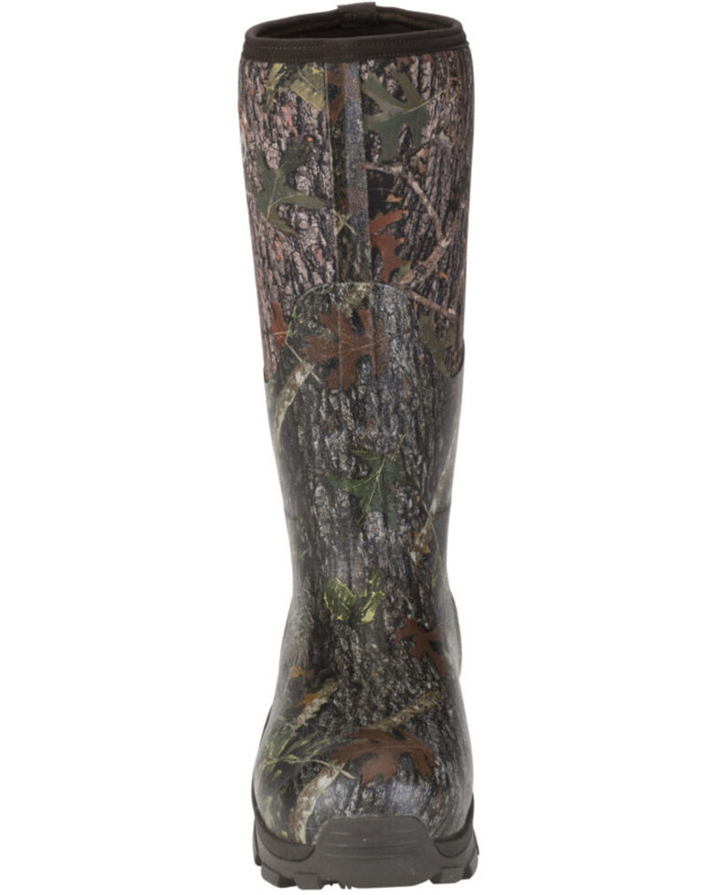 Dryshod Men's Ultra NOSHOW Hunting Boots, Camouflage, hi-res