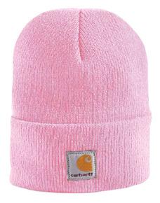 Carhartt Acrylic Watch Hat , Pink, hi-res