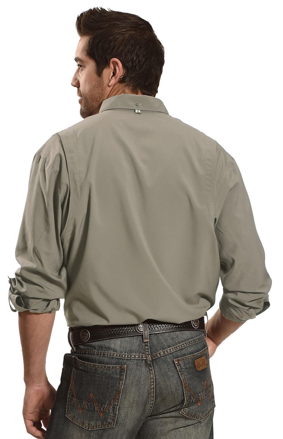 Under Armour Men's Tide Chaser Long Sleeve Shirt, Lt Green, hi-res