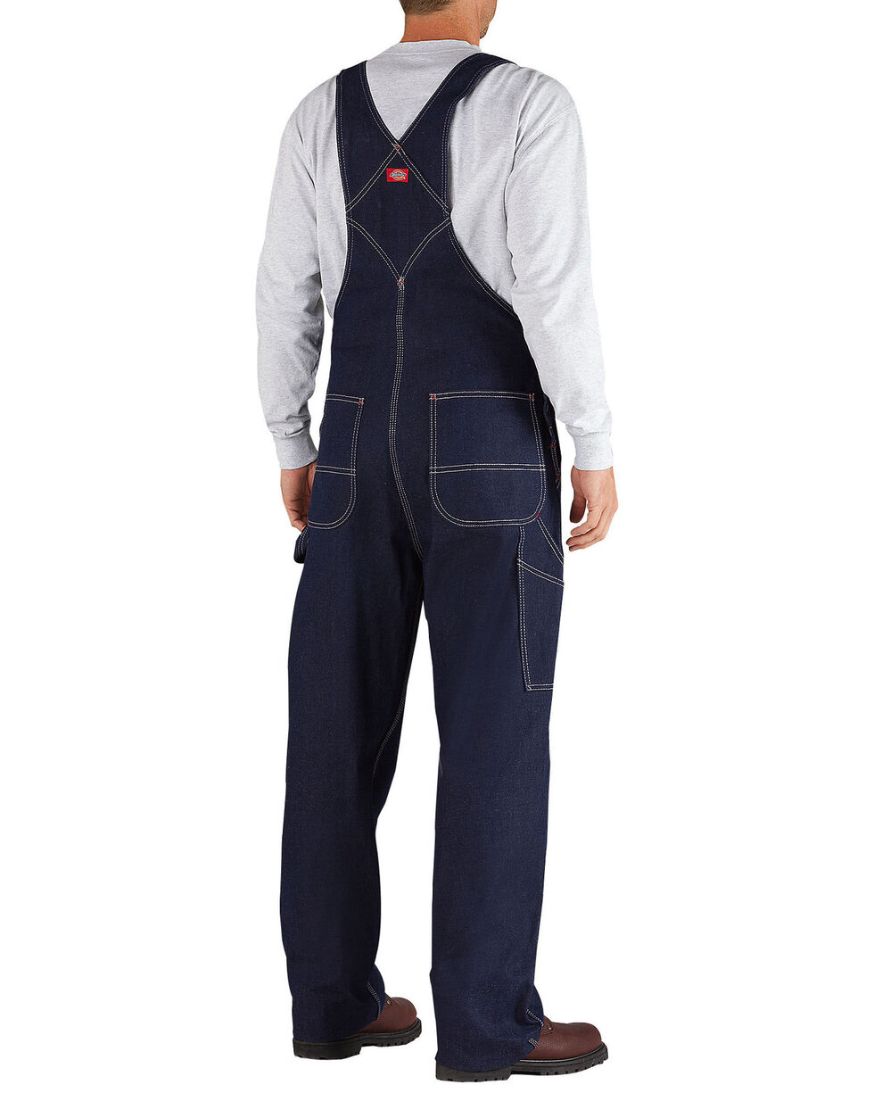 Dickies ® Indigo Bib Overalls - Big & Tall, Indigo, hi-res