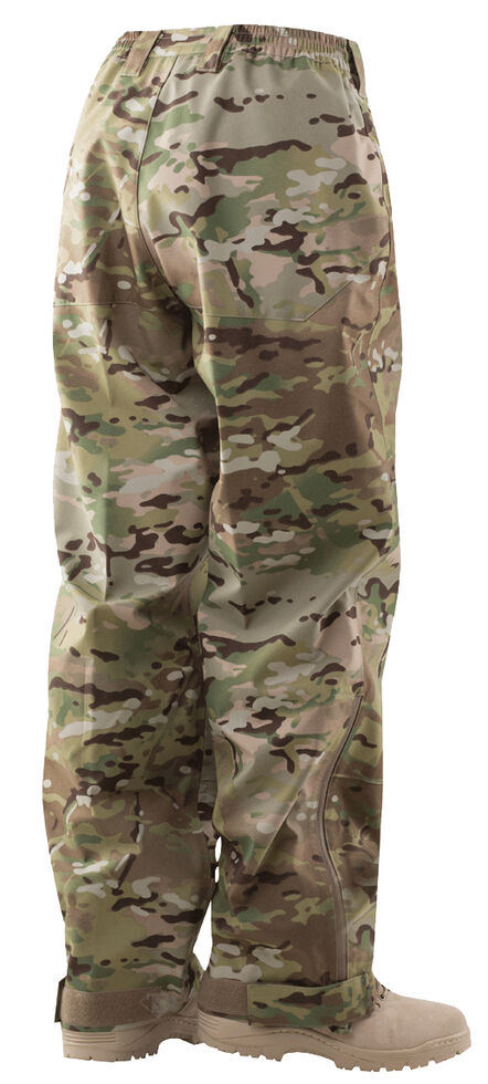 Tru-Spec H2O Proof ECWCS Camo Trousers, Camouflage, hi-res