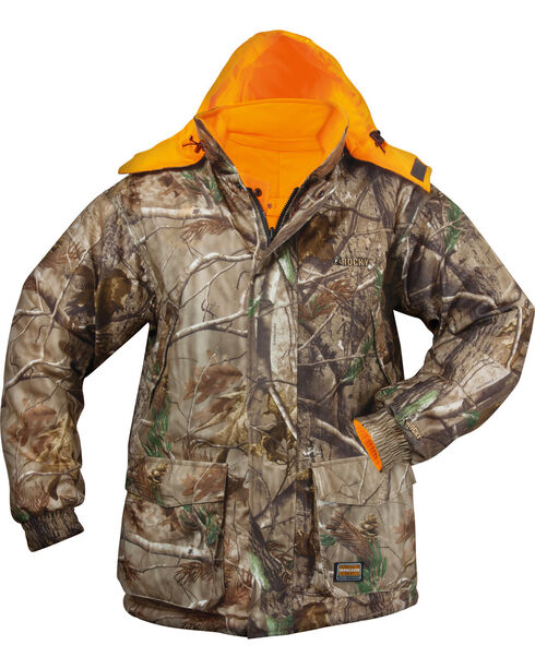 ROCKY® Men's Prohunter Reversible Parka, Camouflage, hi-res