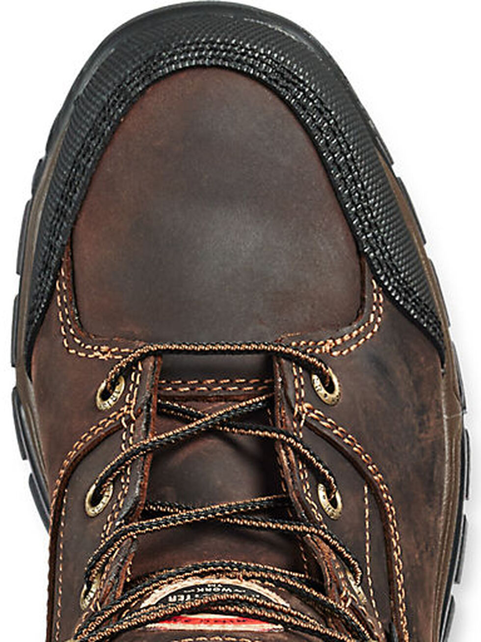 Irish Setter by Red Wing Shoes Women's Two Harbors Hiker Work Boots - Aluminum Toe , Brown, hi-res
