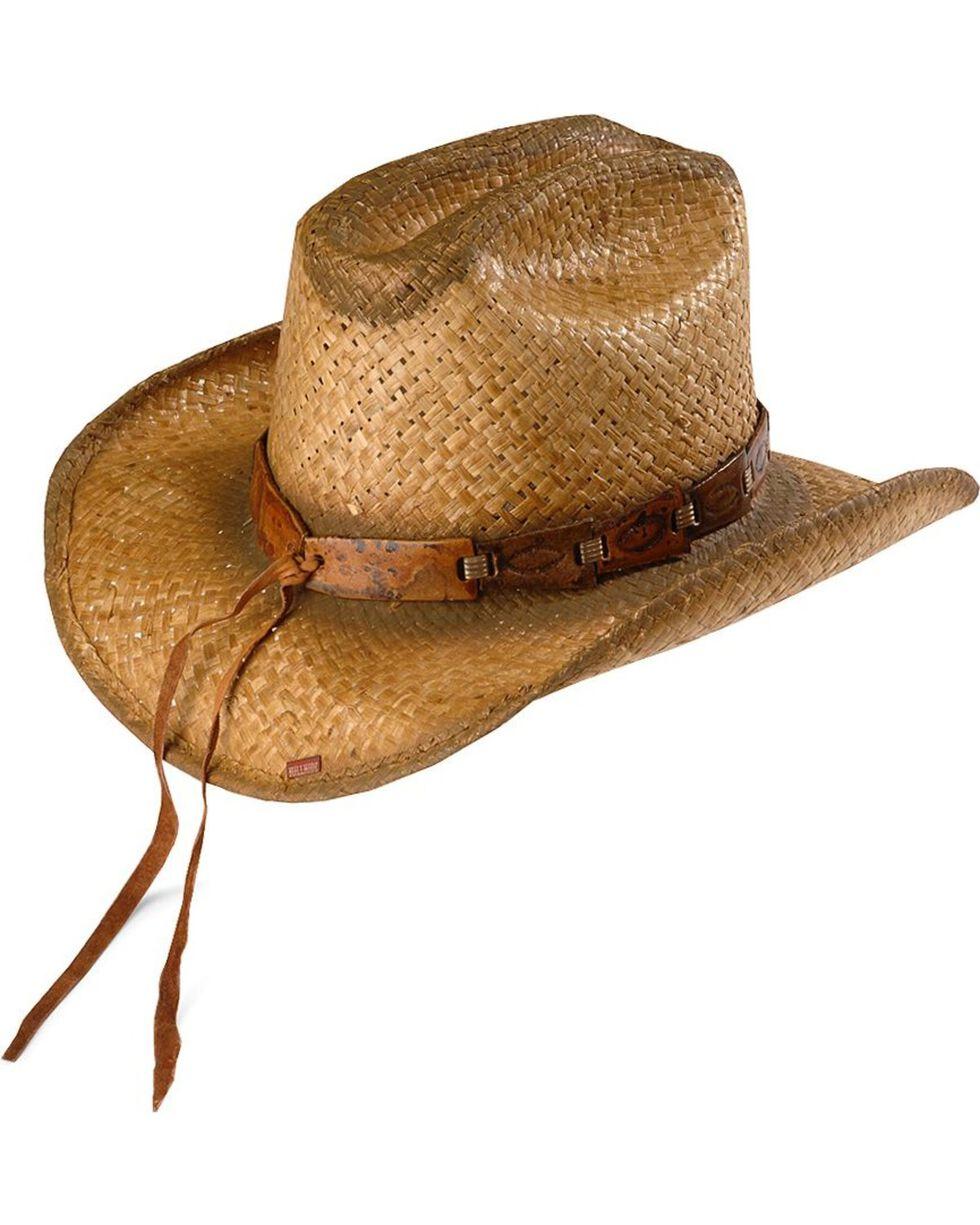 Bullhide Kids' Horse Play Straw Cowboy Hat, Natural, hi-res