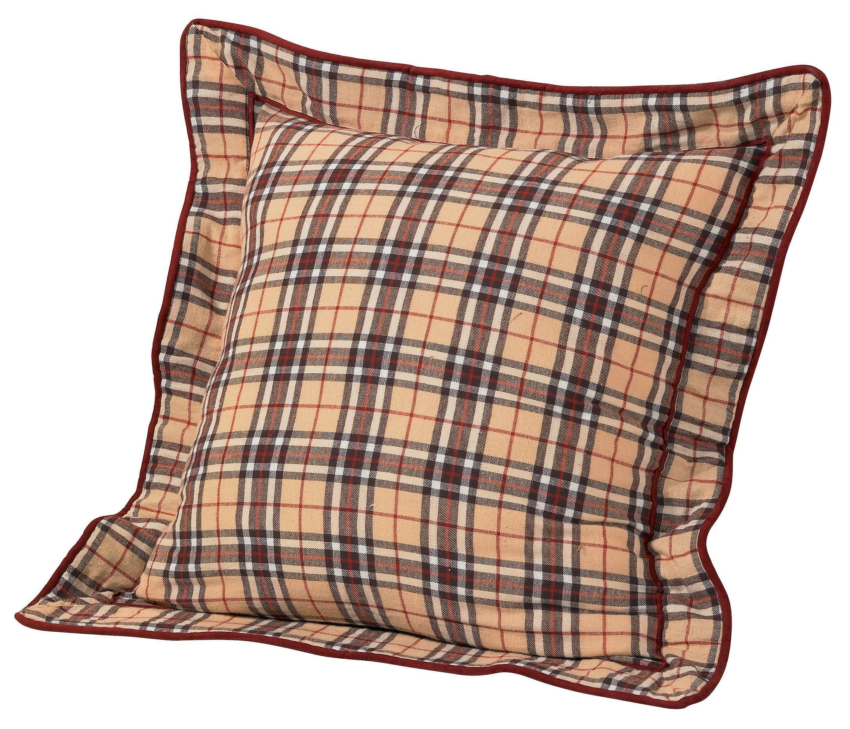 hiend accents wrangler reversible euro pillow sham multi hires