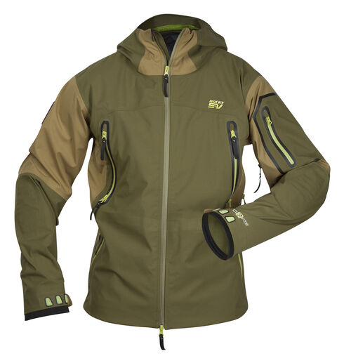 Rocky Men's Waterproof S2V Provision Jacket, Olive Green, hi-res