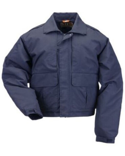 5.11 Tactical Double Duty Jacket, Navy, hi-res