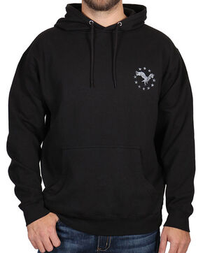 Cody James Men's United Sweatshirt, Black, hi-res