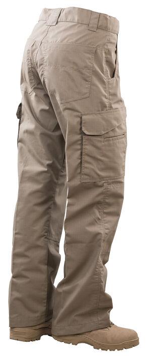 Tru-Spec 24-7 Tactical Boot Cut Trousers, Khaki, hi-res
