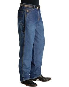 Cinch Jeans - Blue Label Utility Fit, Vintage, hi-res