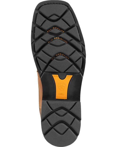 Ariat Sierra Saddle Work Boots - Steel Toe, Aged Bark, hi-res