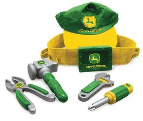 John Deere Talking Tool Belt Set, Green, hi-res
