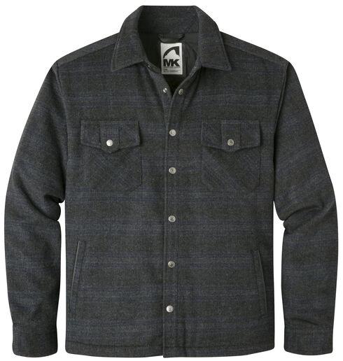 Mountain Khakis Men's Sportsman's Shirt Jacket, Black, hi-res