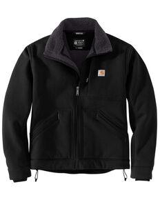 Carhartt Men's Black Super Dux Relaxed Fit Detriot Work Jacket , Black, hi-res