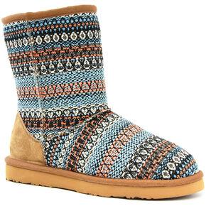 Lamo Footwear Kid's Juarez Boots - Round Toe, Light Blue, hi-res