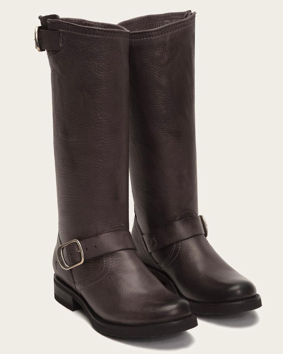 Frye Women's Veronica Slouch 2 Riding Boots , Dark Grey, hi-res