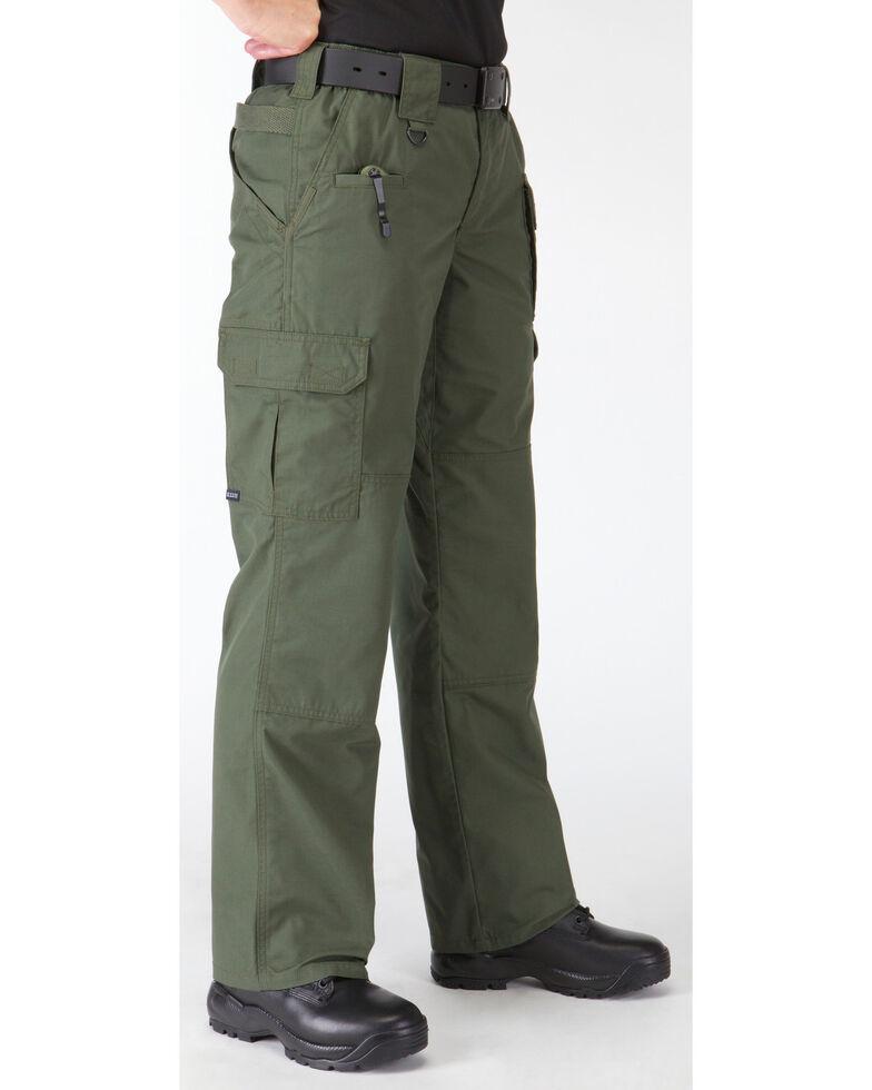 5.11 Tactical Women's Taclite Pro Pants, Green, hi-res