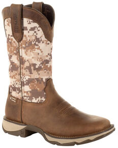 Camo Cowgirl Boots Sheplers