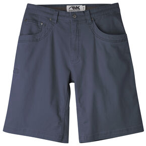 """Mountain Khakis Men's Classic Fit Camber 105 Shorts - 9"""" Inseam, Navy, hi-res"""