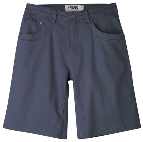 """Mountain Khakis Men's Classic Fit Camber 105 Shorts - 11"""" Inseam, Navy, hi-res"""