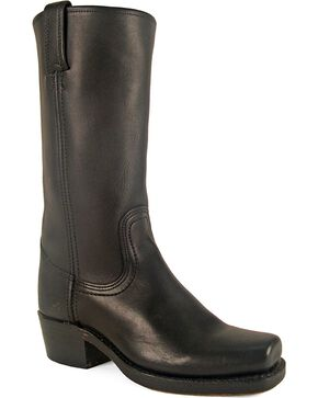 Frye Women's Cavalry 12L Boots - Square Toe, Black, hi-res
