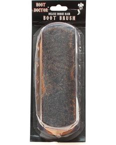 Boot Doctor Hair on Hide Boot Brush, Natural, hi-res