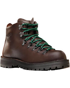"Danner Unisex Mountain Light II 5"" Hiking Boots, Brown, hi-res"