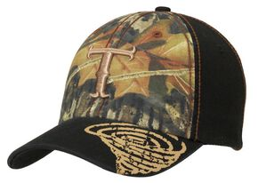Twister Logo Embroidered Camo Cap, Mossy Oak, hi-res