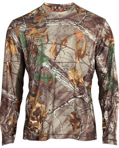 Rocky Men's Athletic mobility Lightweight T-Shirt , Camouflage, hi-res