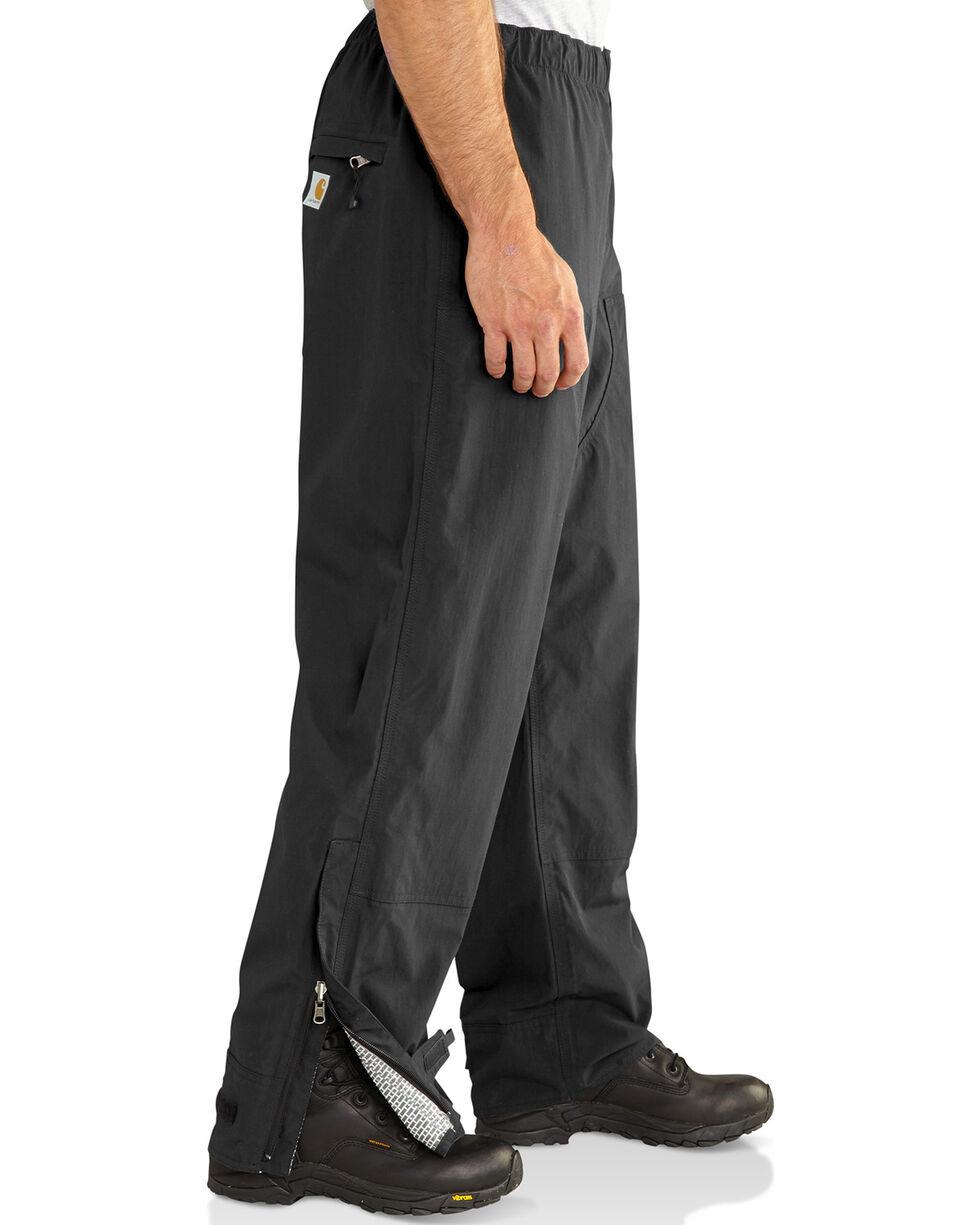 Carhartt Shoreline Work Pants - Big & Tall, Black, hi-res