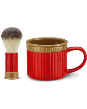 Big Sky Carvers Shotgun Shell Shaving Set, Red, hi-res