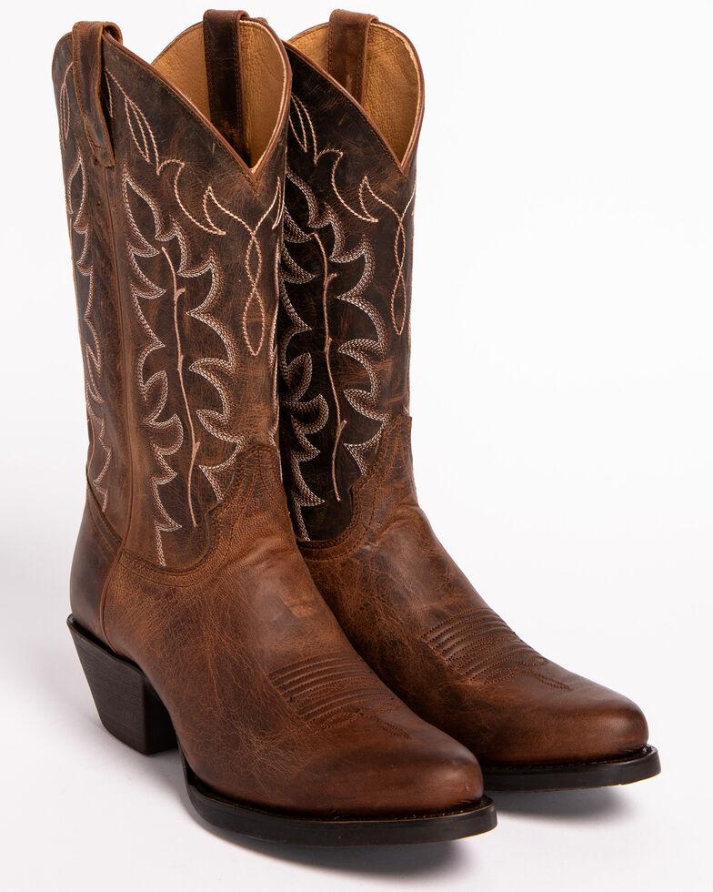 Shyanne Women's Xero Gravity Mad Dog Performance Boots - Medium Toe, Brown, hi-res