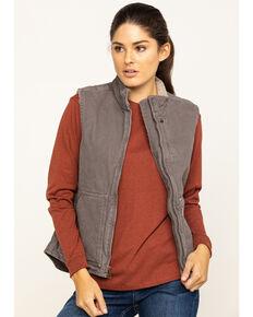 Carhartt Women's Sandstone Vest, Taupe, hi-res