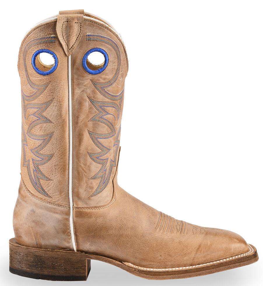 8ba7f0b8ccc Justin Men's Bent Rail Cowboy Boots - Square Toe