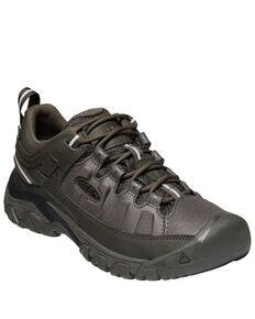 Keen Men's Targhee Waterproof Hiking Boots - Soft Toe, Black, hi-res