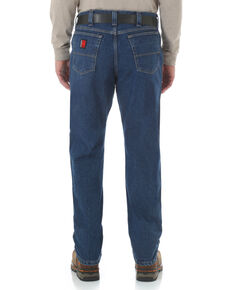Wrangler Riggs Men's Advanced Comfort Straight Work Jeans , Midstone, hi-res