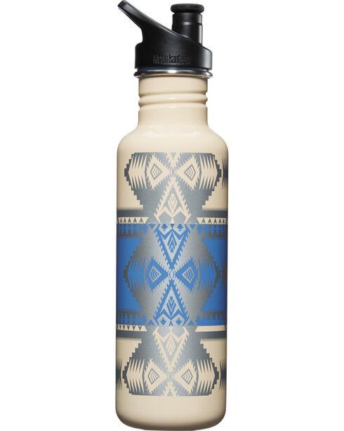 Pendleton Silver Rock Stainless Steel Water Bottle, Ivory, hi-res