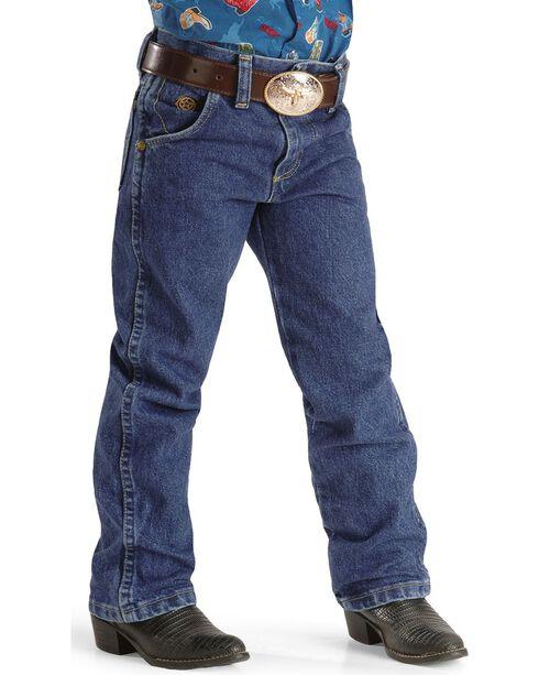 Wrangler Jeans - George Strait - 8-16, Denim, hi-res