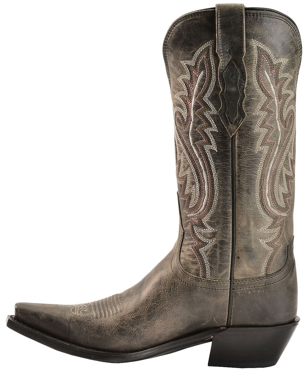 Lucchese 1883 Madras Goat Cowgirl Boots - Snip Toe, Antq Stone, hi-res