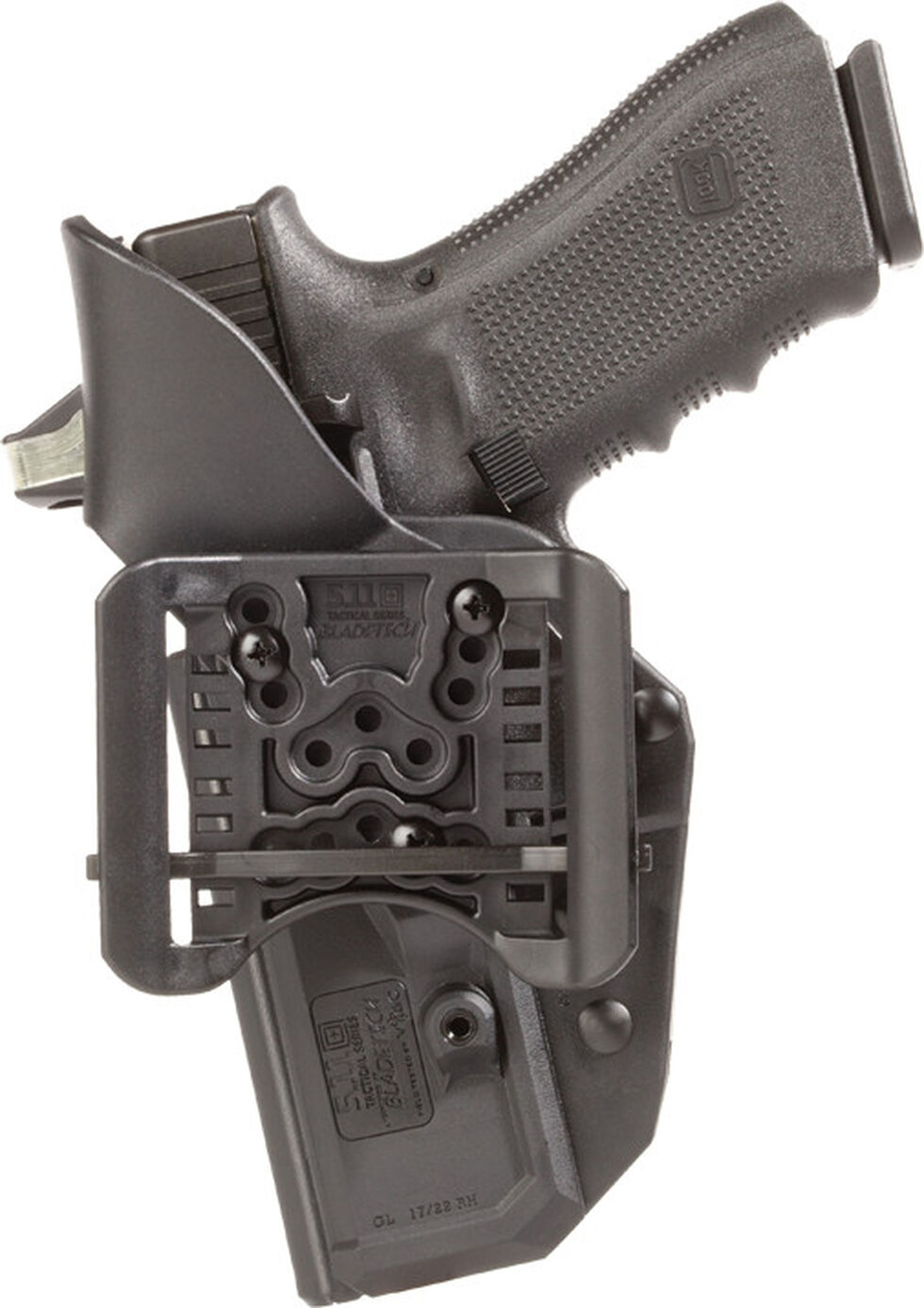 5.11 Tactical Thumbdrive Holster - M&P Compact Series (Right Hand), Black, hi-res