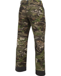 Under Armour Men's Stealth Mid Season Wool Pants, Camouflage, hi-res