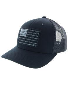ac30fe832c5 HOOey Mens Liberty Roper Flag Trucker Cap