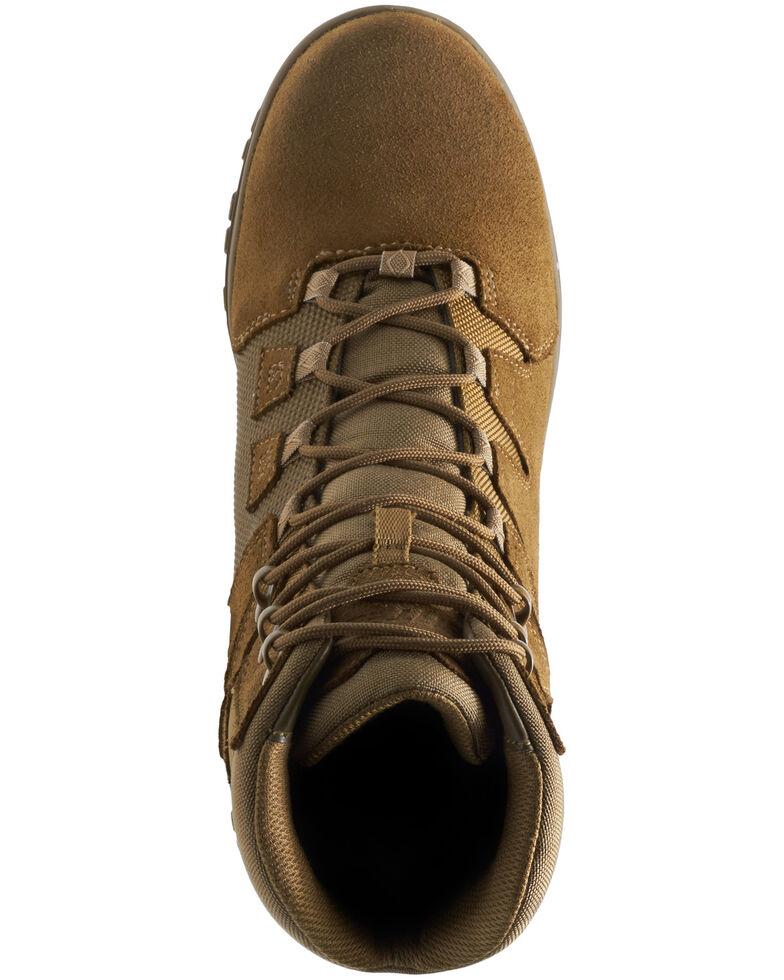 Bates Men's Maneuver Hot Weather Tactical Boots - Soft Toe, Tan, hi-res