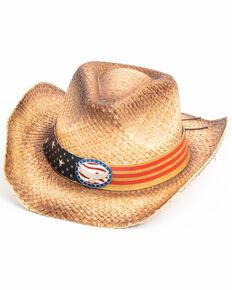 dbcdf8b89f6c0 Cody James Mens Lomo Western Straw Hat