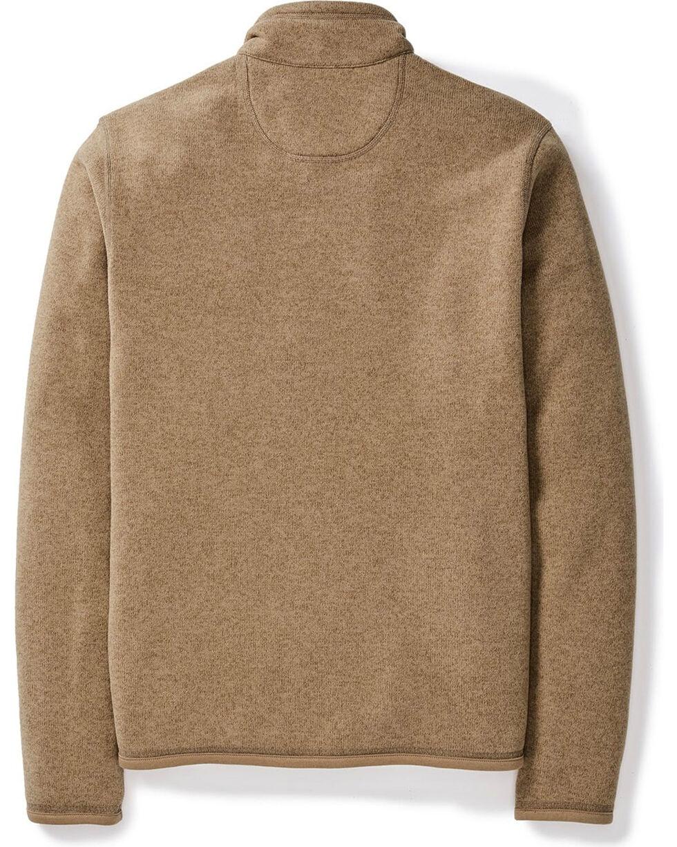 Filson Men's Ridgeway Fleece Jacket, Tan, hi-res