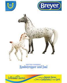 Breyer Kids' Spotted Wonders Horse & Foal, No Color, hi-res