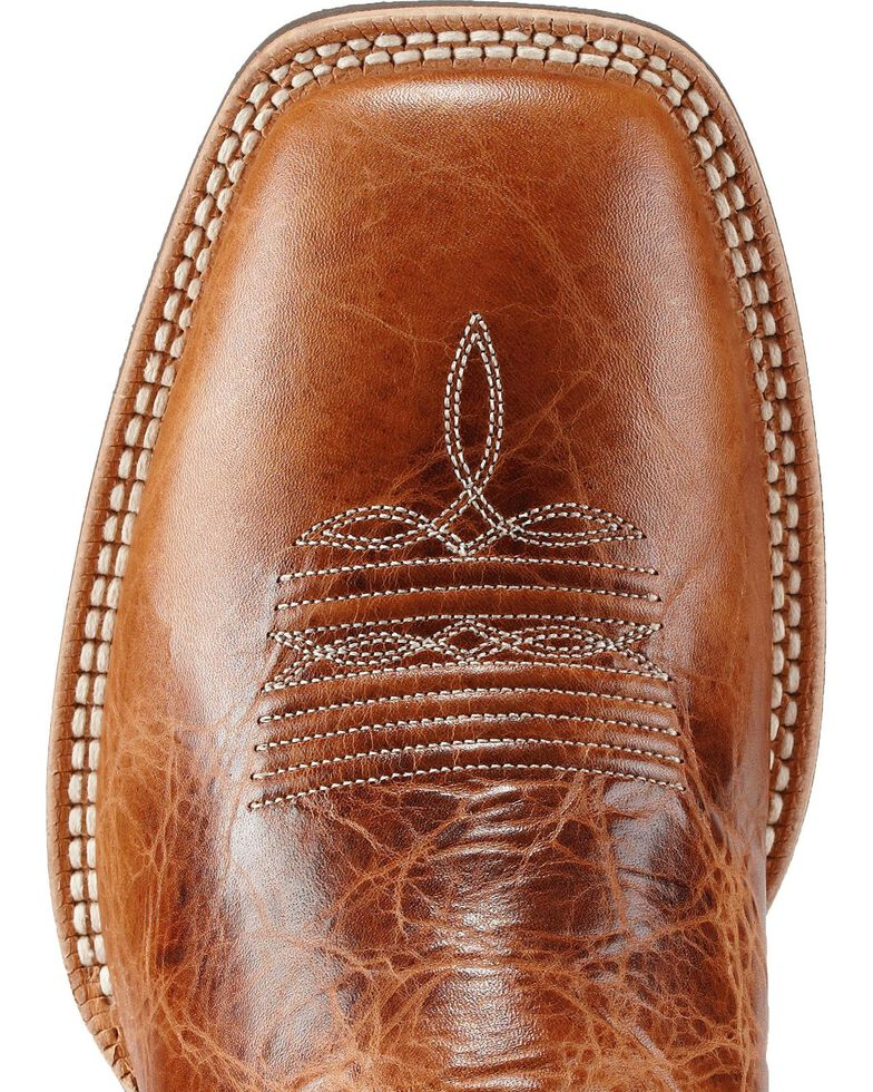 Ariat Men's Nighthawk Western Cowboy Boots - Square Toe, Brown, hi-res